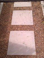 Pebble & Paved pathways