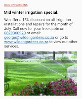 Irrigation special